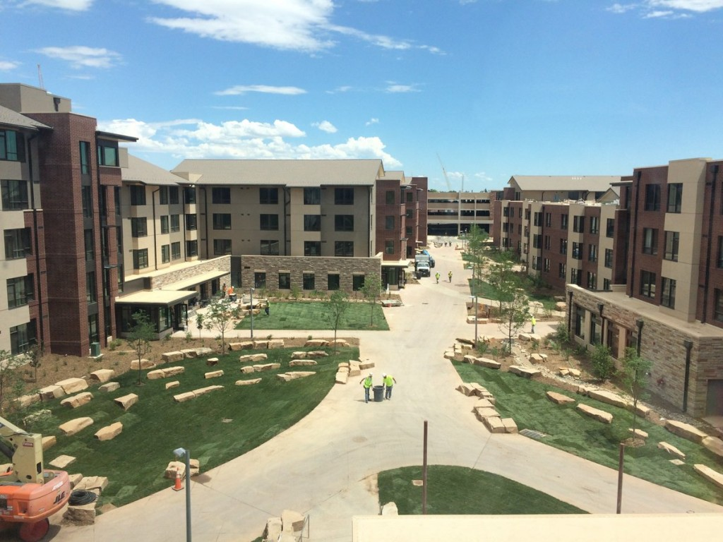 aggie village picture